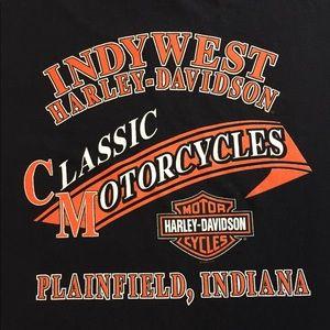 👀 2XL Pocket Harley-Davidson T-shirt
